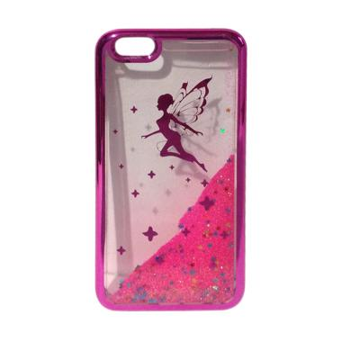 OEM Water Glitter Aquarium Motif Pe ...  6 Plus or 6s Plus - Pink