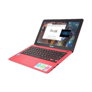 Asus E202SA Notebook - Red [Intel P ... B/ 11.6 Inch LED/ Win 10]