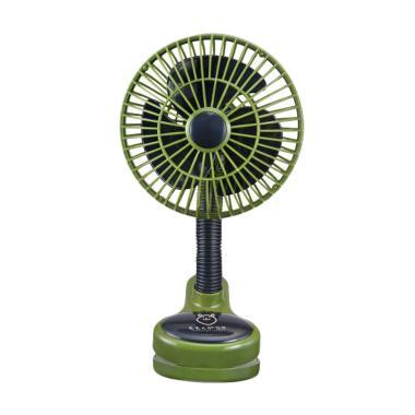 Momongalatte Clip On Fan Kipas - Green