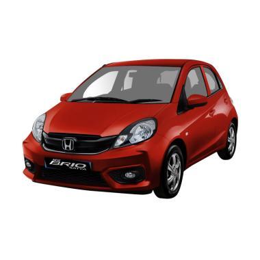 Honda Brio Satya 1.2 S Mobil - Passion Red Pearl