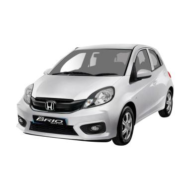 Honda Brio Satya 1.2 E Mobil - Taffeta White