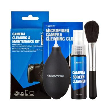 VSGO Camera Cleaning & Maintenance Kit