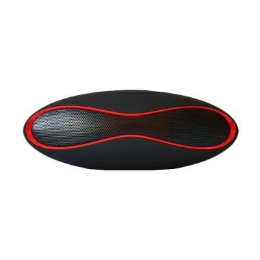 Wanky Speaker Bluetooth Mini X6 - Hitam