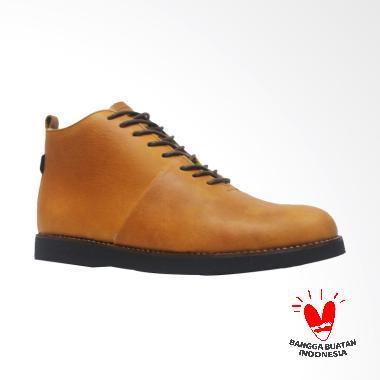 Promo   Diskon Sepatu Boots Kulit Murah Cevany Terbaru Maret 2019 ... a3d67e9c6d