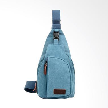 FLESHLIGHT Bodypack Tas Selempang Pria - Blue Navy