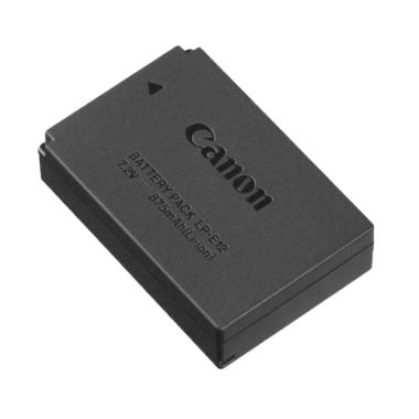 Canon LP-E12 Battery Kamera for EOS M10 or 100D jpckemang
