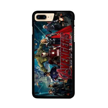 Flazzstore Avenger Age Of Ultron 1  ... e 7 Plus or iPhone 8 Plus