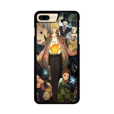 Flazzstore Studio Ghibli Howl'S Mov ... r iPhone 7 Plus or 8 Plus