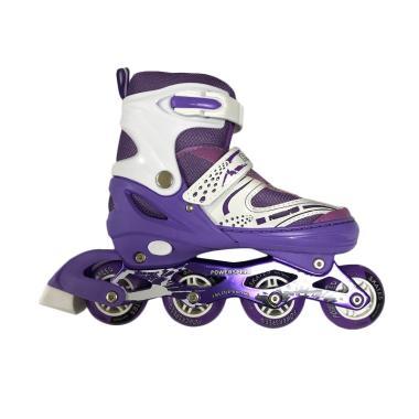 Power Speed Sepatu Roda - Ungu [Size L]
