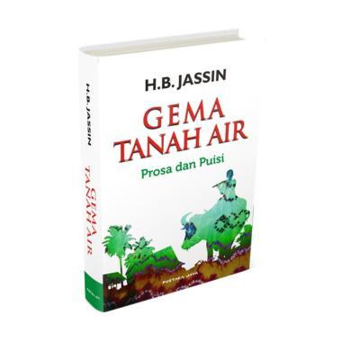 Pustaka Jaya Gema Tanah Air Prosa d ... ssin Buku Edukasi Sejarah