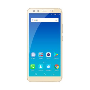 Luna G8 Smartphone - Gold [Face Unlock/ 4GB/ 64GB]