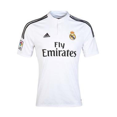 adidas Real Madrid Jersey Sepakbola Pria