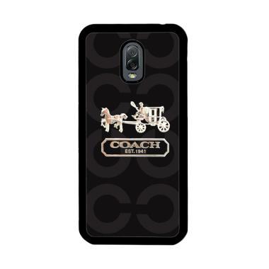 Flazzstore Coach Bag Logo X4857 Cus ... or Samsung Galaxy J7 Plus