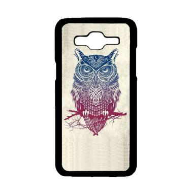 detailed pictures 49734 b7288 Acc Hp Owl Custom Hardcase Casing for Samsung Galaxy J2 Prime