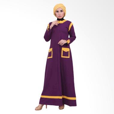 Vemmella emmella Gemma 08 Baju Gamis Muslim Wanita