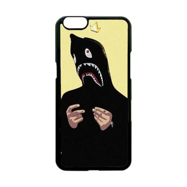 Acc Hp Lonely Shark Bape J0292 Casing for Oppo A71