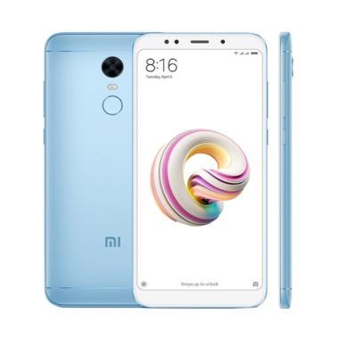 Xiaomi Redmi 5 Plus Smartphone - Light Blue [32GB/ 3GB]