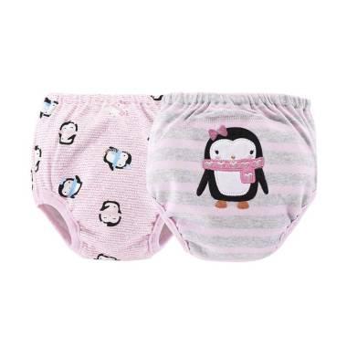 Mom N Bab 2 in1 Cute Penguin Training Pants