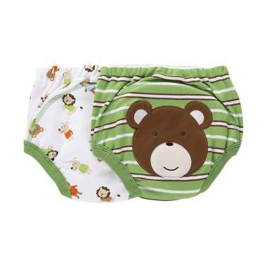 Mom N Bab 2in1 Brave Bear Training Pants