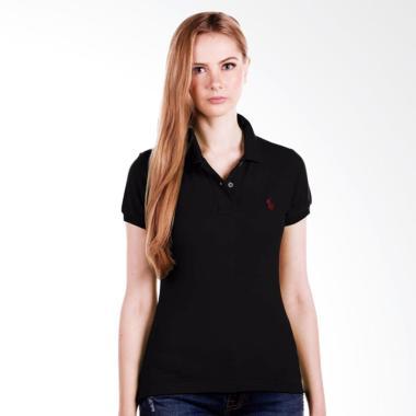 POLO RALPH LAUREN Classic Fit S-S Polo Shirt - Black - Y02A01E0210