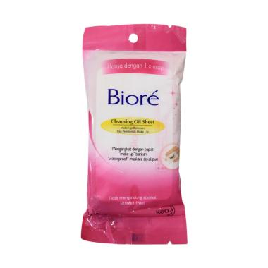 Biore 10's Cleansing Oil Tissue [117789]