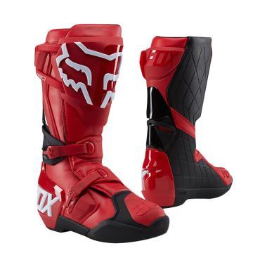 Fox 180 Sepatu Boots Pria - Red 19908-003