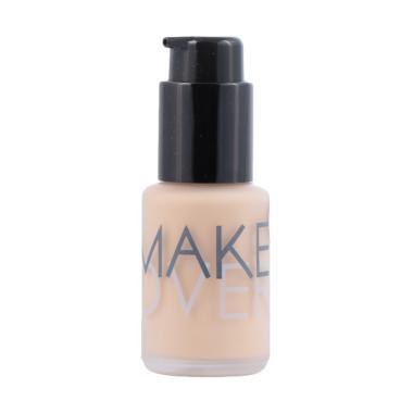 Make Over Ultra Cover Liquid Matt Foundation - 08 Pearl