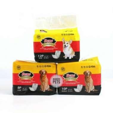 harga Dono Male Dog Diapers - Popok Anjing Jantan - Dono Pet Diapers - XS Blibli.com