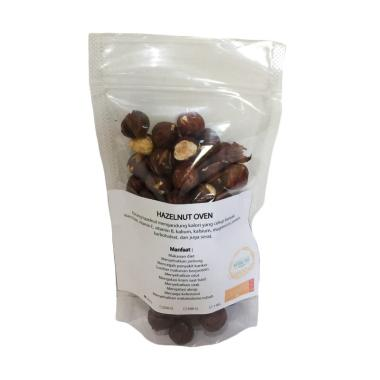 Natural Food Hazelnut Panggang Kacang [100 g]