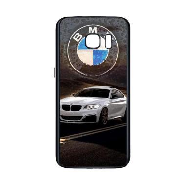 harga Bunnycase BMW Car Air Brush L1981 Custom Hardcase Casing for Samsung S7 Edge Blibli.com