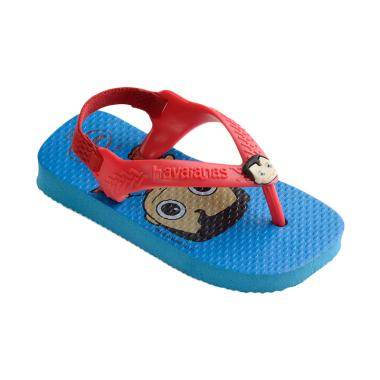 Havaianas Baby Herois Cf 0212 Sandal Anak - Turquoise