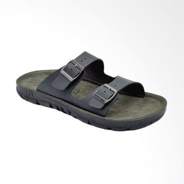 Bata Energyzer Sandal Pria - Black [8736076]