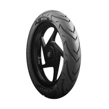 Corsa Platinum R26 Ban Motor Tubeless [Front/ 80/80-14/ Gratis Pasang]