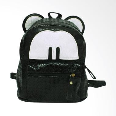Shine Accessories TR1167 Mickey big ... Tas Ransel Wanita - Black