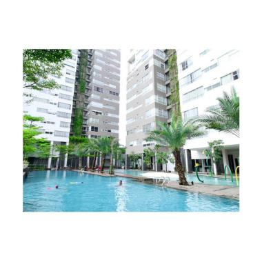 Travelio JEI8Q6E2 Exclusive One Par ... ate Lift [2 BR] (1 Bulan)
