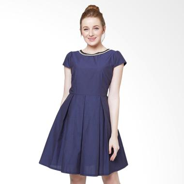 Agatha 4792.D Ball Gown Dress - Navy
