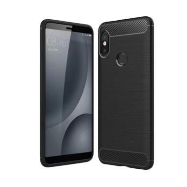 Oem Armor Carbon Tpu Casing For Xiaomi Redmi Note 5 Pro