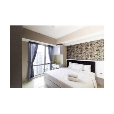 Travelio IYY0YUUI 2BR The Mansion Tower Capilano Apartment (1 Bulan)