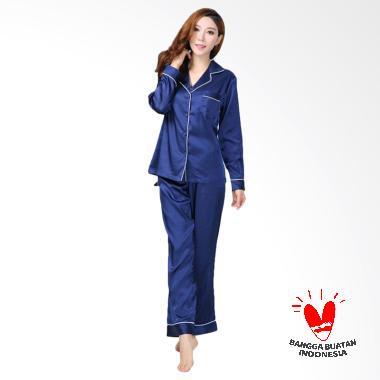 Okechuku PP Baju Tidur Wanita - Navy