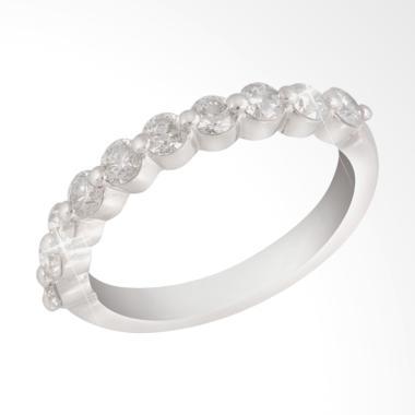 Posh Jewellery CINV20180324 Ladies Ring Eternity Band Cincin Perhiasan