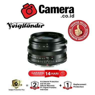 CAMERA.CO.ID - VOIGTLANDER Nokton 35mm f/1.2 Fujifilm x Mount