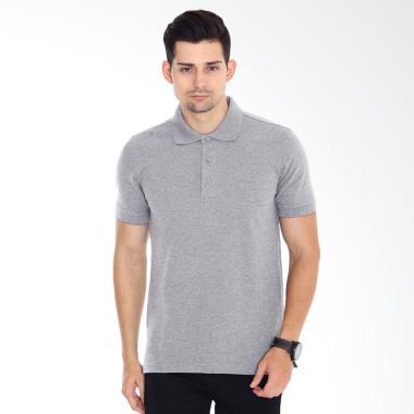 Valentino Polo Shirt Pria - Misty