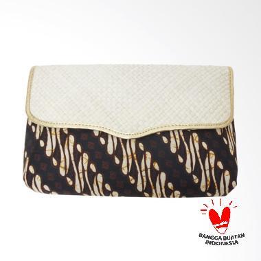 Benangsari Almira Bag Anyam Batik Tas Wanita