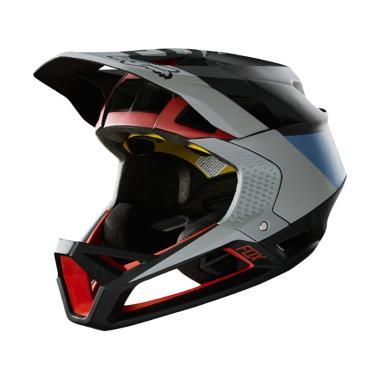 Fox Proframe Drafter Helm Sepeda - Black 21314-001