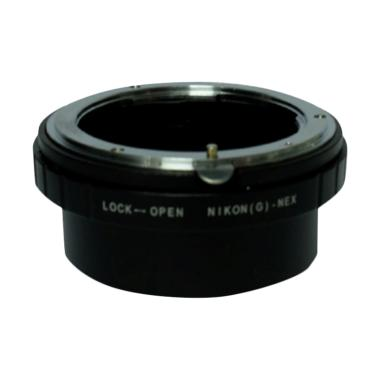 Third Party Nikon G Lens to SONY NEX Camera Adapter jpckemang