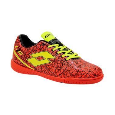 Lotto LZG VII 700 ID L Sepatu Futsal Pria - Multicolor [R8817]