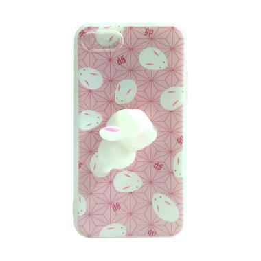 Case Papa Squishy Rabbit Softcase Casing for Iphone 7G Or 8G 4.7 inch