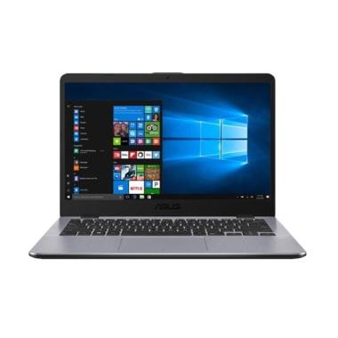 ASUS A407UB-BV070T Laptop - Grey [i3-7100/ 4GB/ 1TB/ MX110 2G/ Win10]
