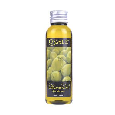OVALE Olive Oil Bottle [100 mL]