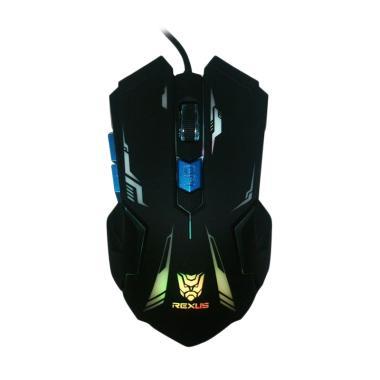REXUS Mouse Gaming Rexus 6D G4